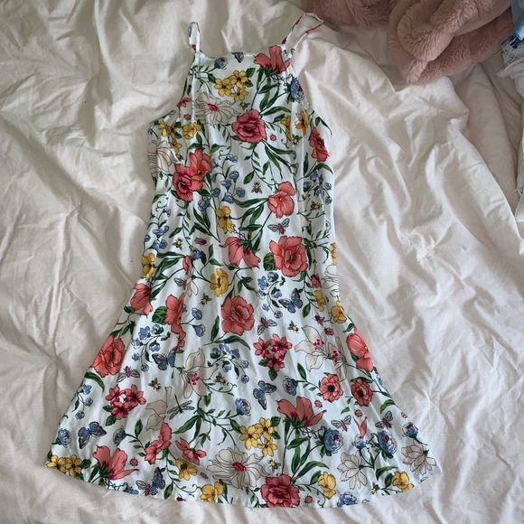 Hollister Dresses & Skirts - Hollister floral dress sz s